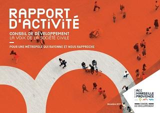 Rapport d'activité 2019 : les messages de la société civile.